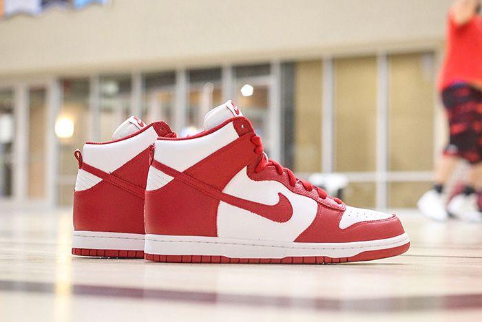 Nike Dunk High Be True 3
