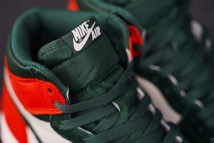 Solefly Nike Air Jordan 1 Miami Art Basil 6