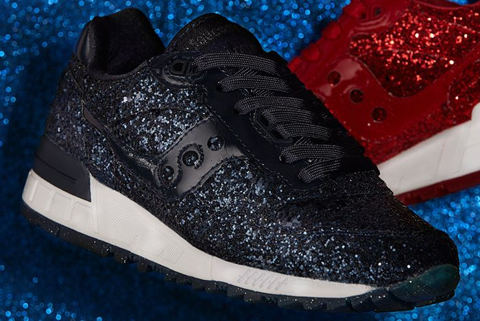 Asos White X Saucony Shadow 5000 Wmns Glitter Pack 4