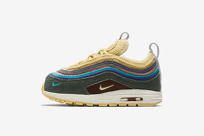 Nike Air Max 197 Sw Td Sean Wotherspoon Toddler 2