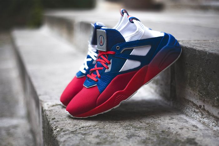 Paris Patriot Sneakerness X Puma Colab Interview 12