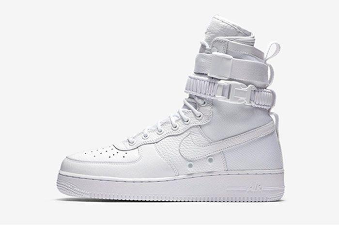 Nike Sf Air Force 1 White