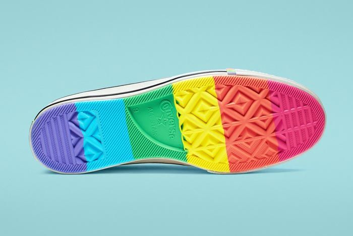 Chuck 70 Pride Low Top Outsole