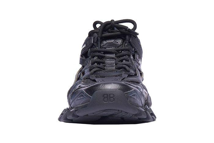 Balenciaga Track 2 Faded Black Toe