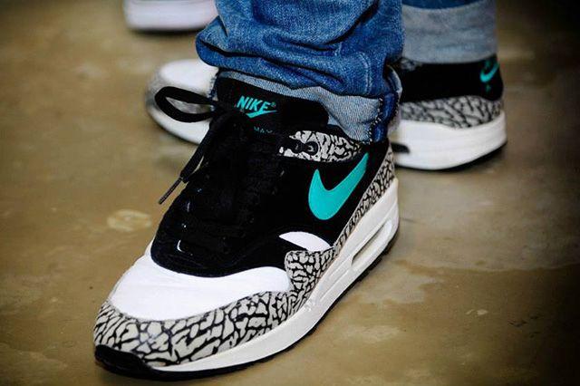 Monox Sneaker Store First Anniversary Party On Feet Recap Atmos Air Max Elephant