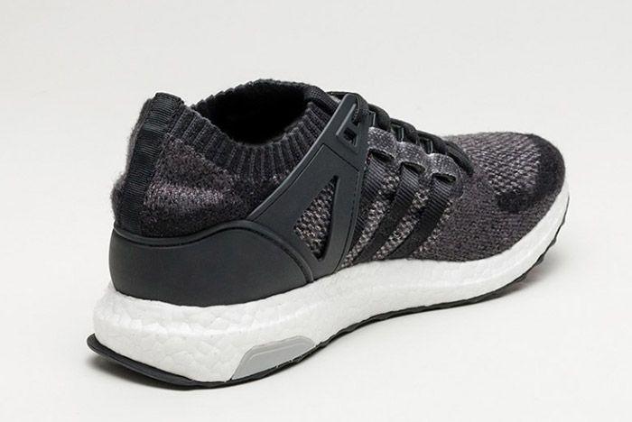 Adidas Eqt Support Ultra Primeknit Boost Black 1