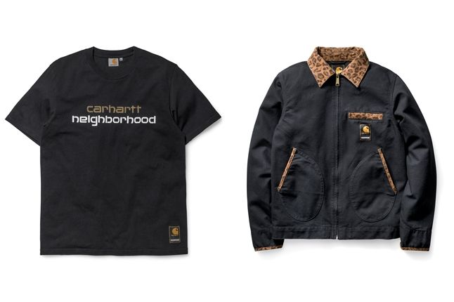 Neighbourhood Carhartt Wip 2014 Capsule Collection Product Shots 6