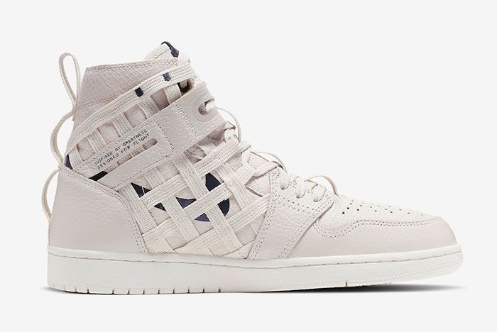 Air Jordan 1 Cargo Light Cream Right
