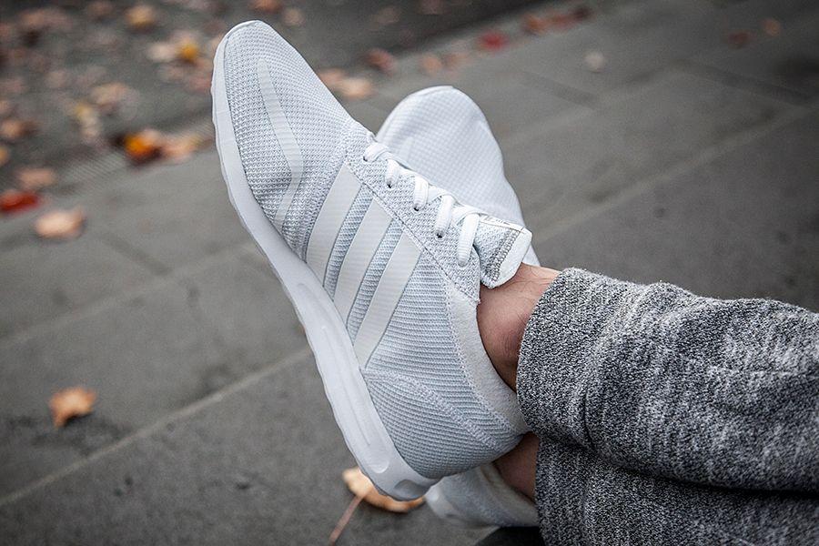 Adidas La White Mens 3