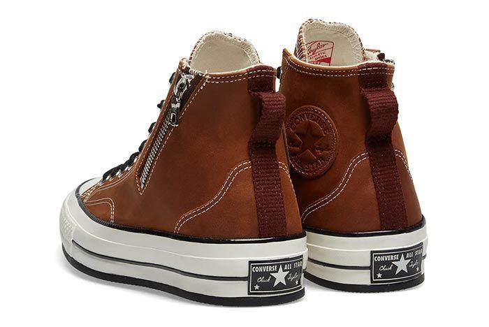 Converse Riri Chuck 70 Brown Heels