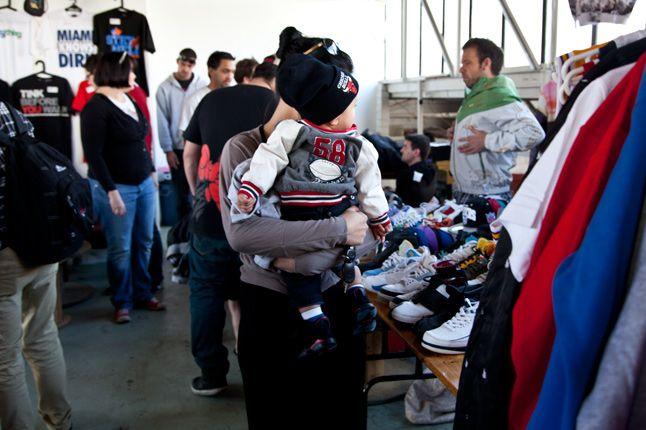 Sneaker Freaker Swapmeet 2011 114 1