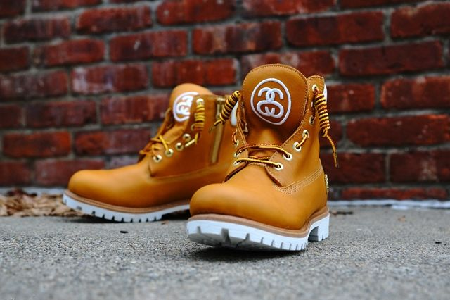 Stussy Timberland 6 Inxh Boot Delivery 1