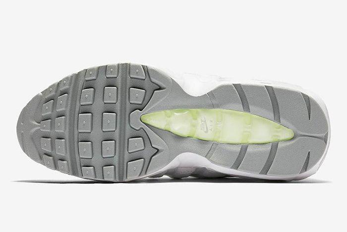 Nike Air Max 95 Bleach Volt 6