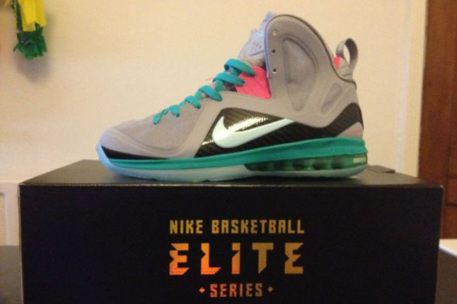 Lebron 9 Elite South Beach 07 1