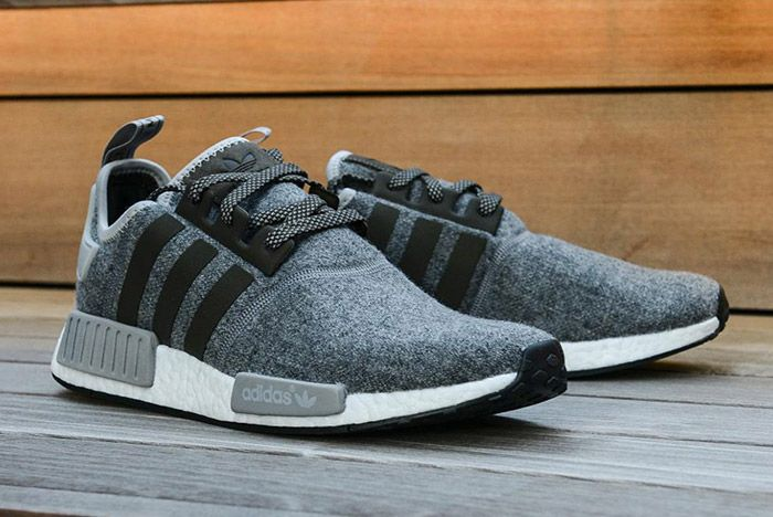 Adidas Nmd Wool Pack Grey 2