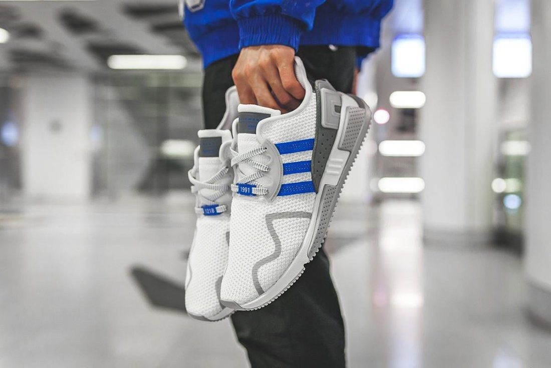 Adidas Eqt Cushion Adv Blue 6 1