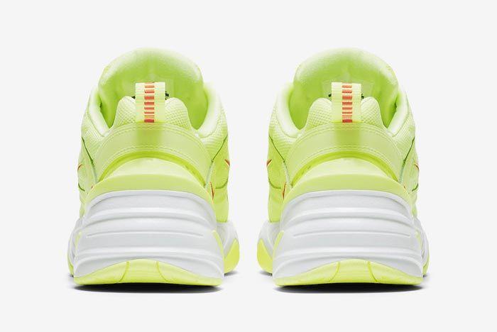 Nike M2K Tekno Barely Volt Heels