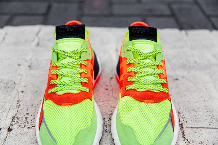 Size Adidas Nite Jogger Road Safety 2