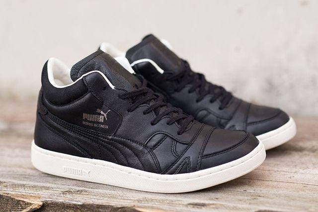 Puma Boris Becker Black Leather 5