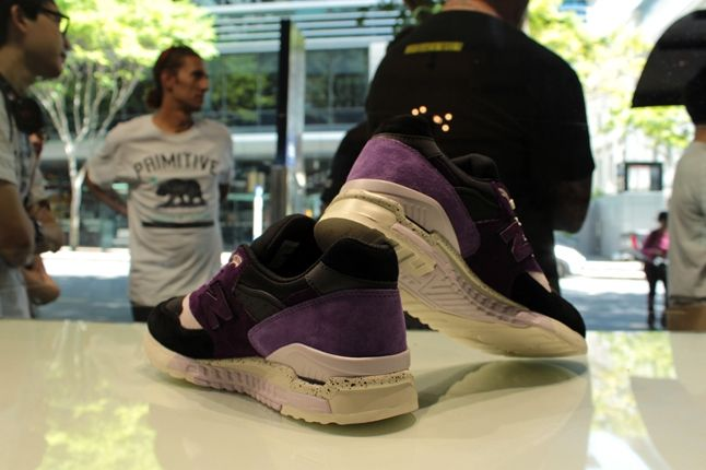 Sneaker Freaker X New Balance Tassie Devils Launch At Laced Happy Punter 1