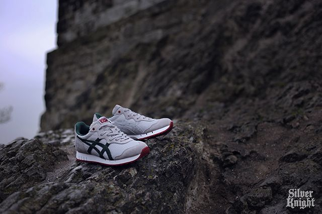 The Good Will Out Onitsuka Tiger X Caliber Silver Knight 14