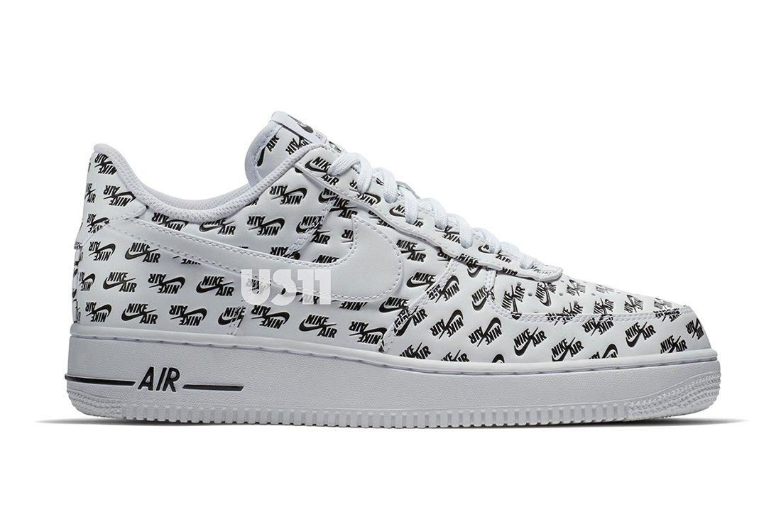 First Look Nike Air Force 1 All Over Pack2
