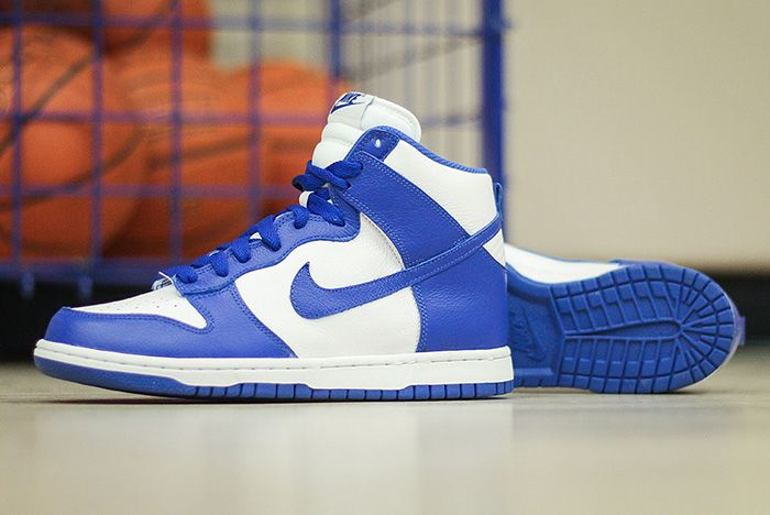 Nike Dunk High Be True 5