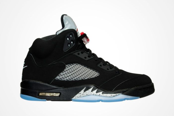 Air Jordan 5 Feature