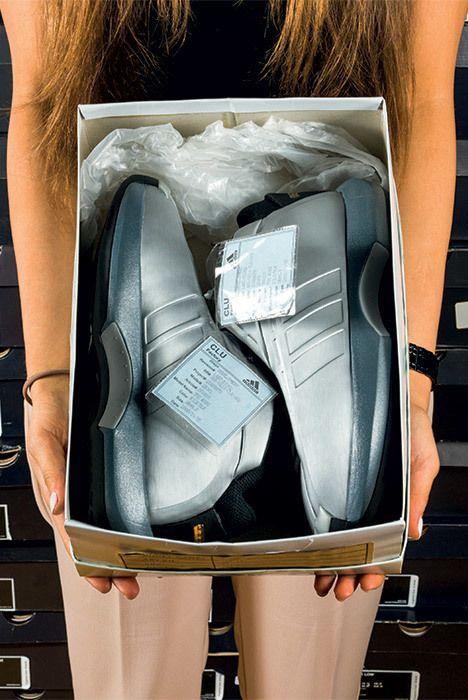 The Chicks With Kicks Sneaker Freaker Interview Adidas The Kobe 1 Sample