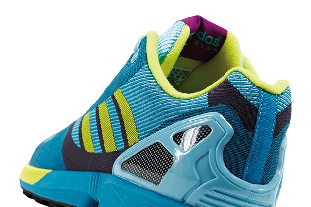 Adidas Originals Zx Flux 000 Og Weave Pack 4