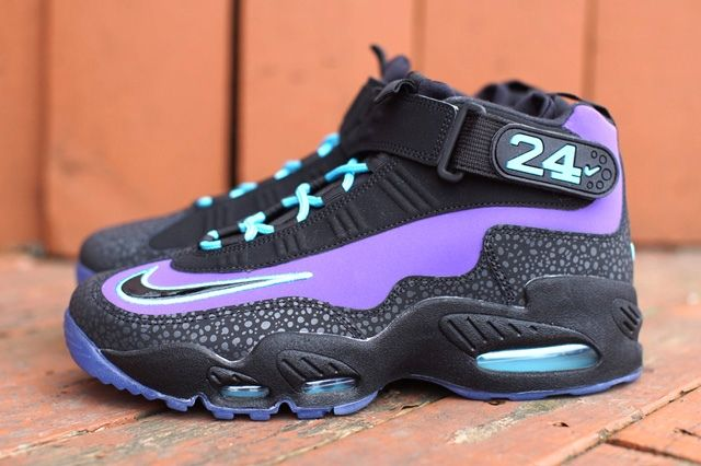 Nike Air Griffey Max 1 Purple Venom 5