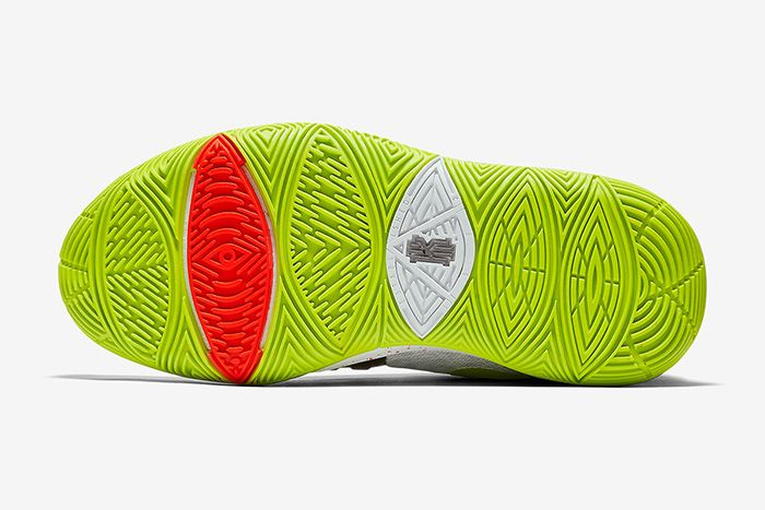 Nike Kyrie 5 Mamba Mentality Ao2918 102 Release Date Outsole