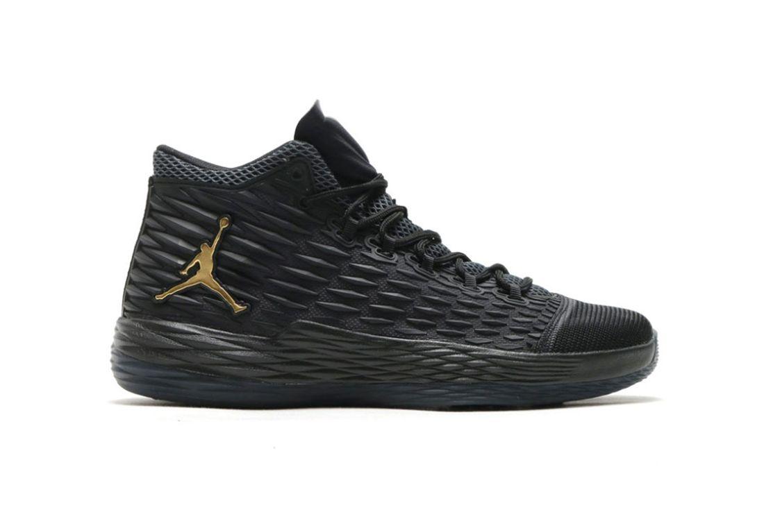Jordan Melo M13 Revealed In Black Gold