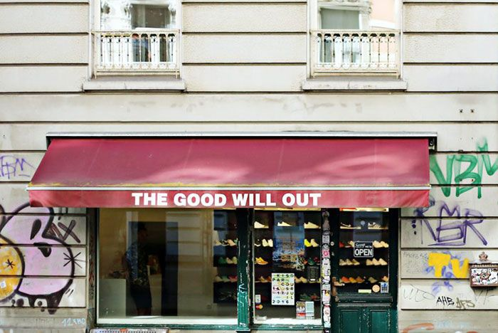 Thegoodwillout Cologne