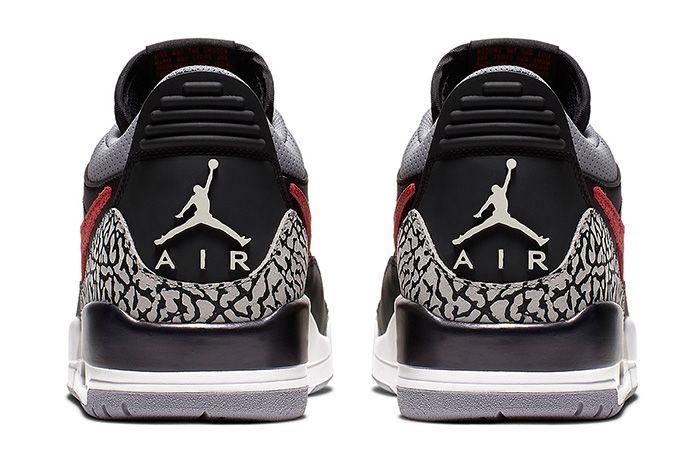 Jordan Legacy 312 Low Official 5