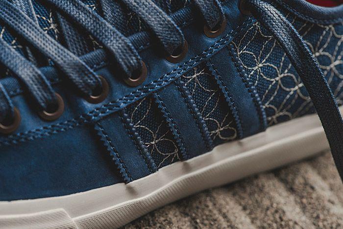 Adidas Matchcourt Rx Ltd Sashiko Blue 4
