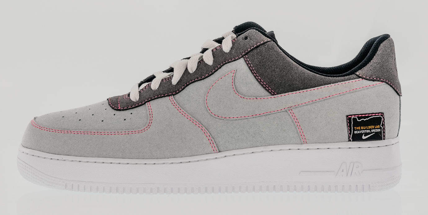 Nike Flyleather Air Force 1 4
