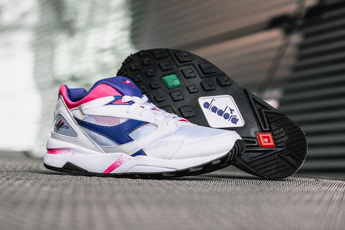 Diadora Aeon Og Espresso Ristretto Highlight Reel Sneaker Freaker