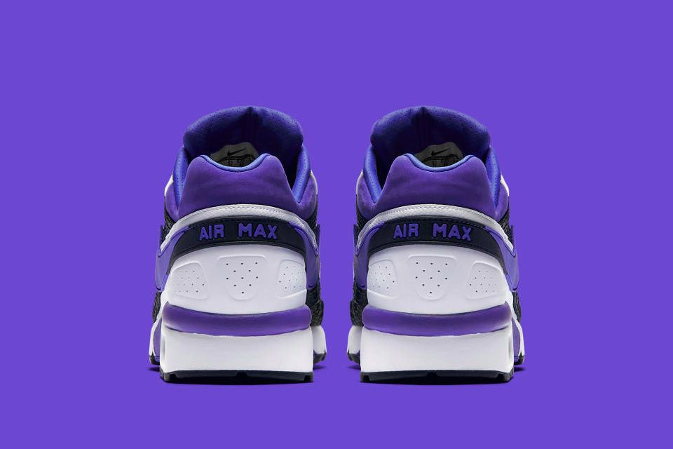 Nike Air Max Bw Persian Violet Snakeskin 4