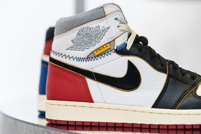 Union Jordan 1 Sneaker Freaker7