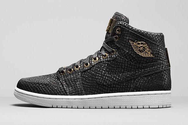 Air Jordan 1 High Pinnacle Black 2