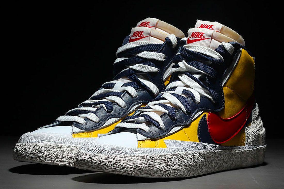 Versus Is The Sacai Nike Blazer Atrocious Or Avant Garde