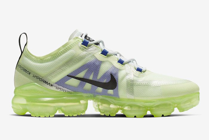 Nike Air Vapormax 2019 Barely Volt Ar6631 702 Side Shot 3