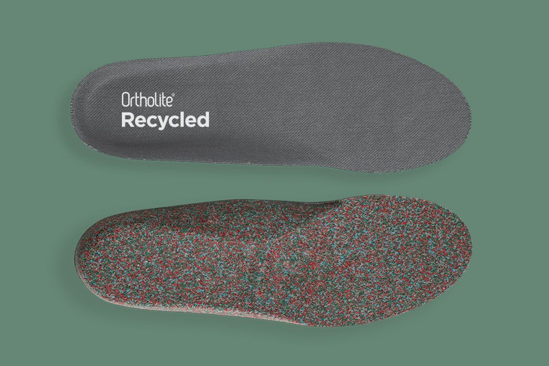 Asset D Ortholite Recycled Insole