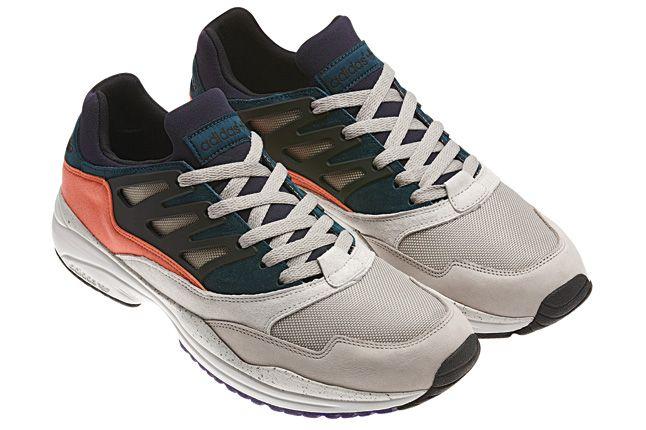 Adidas Torsion Allegra X Coral 1