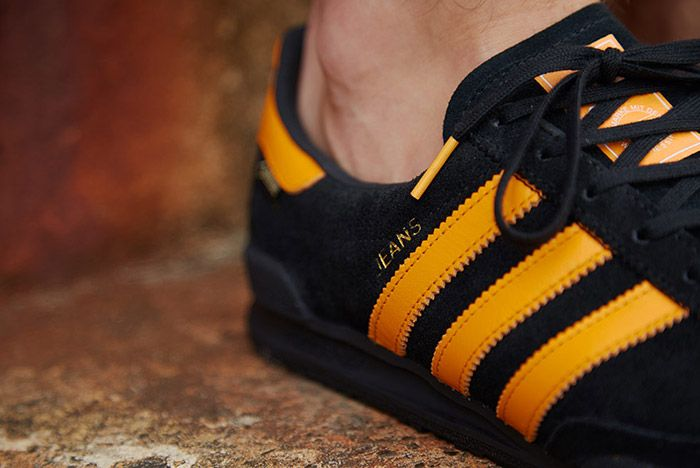 Adidas Jeans Gtx Black Orange 2