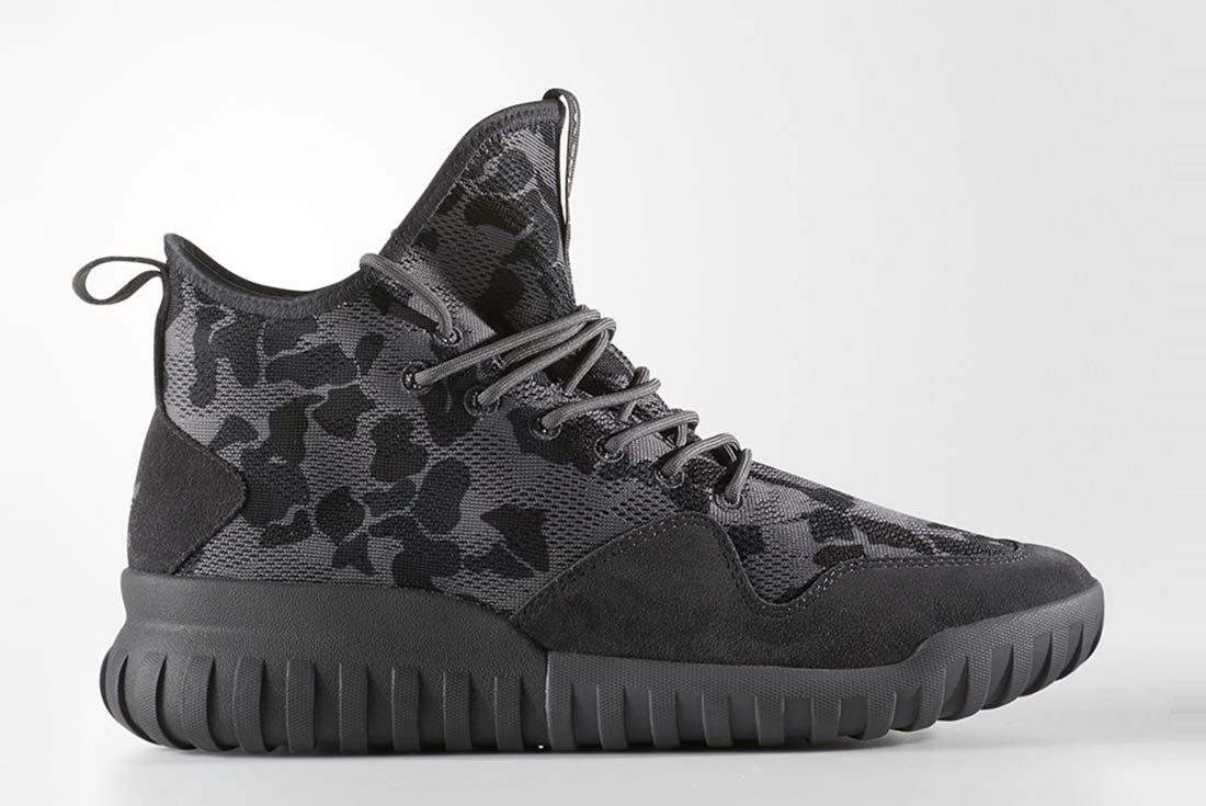 Adidas Tubular X Uncaged Camo Pack 5