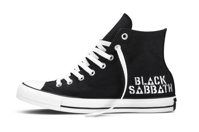 Converse Chuck Taylor All Star Black Sabbath Collection 2