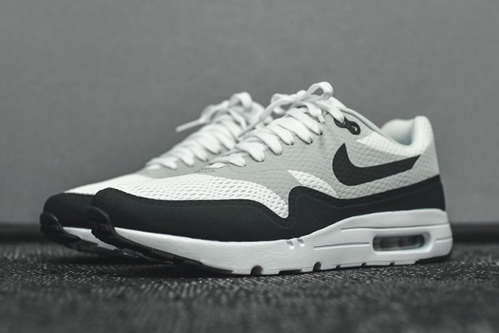 Nike Air Max 1 Ultra Essential White Grey Anthracite 5