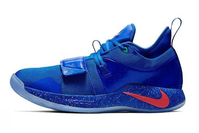 Nike Pg 2 5 Playstation Blue 2